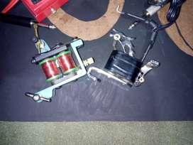 Máquinas a bobinas