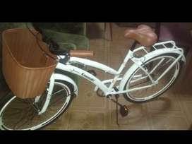 Vendo bicicleta rodado 26 de paseo Kawasaki