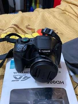 Venta camara Canon semi profesional