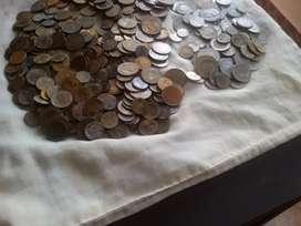 Colección monedas antiguas