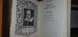 OBRAS COMPLETAS  WILLIAM SHAKESPEARE