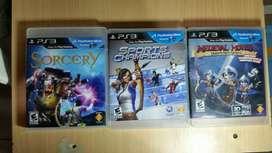 Juegos de Playstation.move Ps3