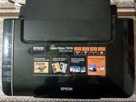 Impresora Multifunción EPSON TX115 !