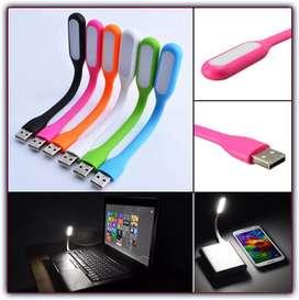 Luz Led Flexible Para Notebook, Pc, Y Cargadores Portátiles