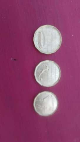 Monedas Blister Mundial 78