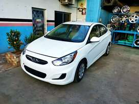 VENDO HYUNDAI ACCENT 2013 $6,500.00 NEGOCIABLE