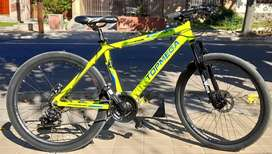 Bicicleta topmega