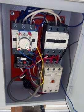 Soy electricista hago todo tipo de instalación de electricidad a nivel Nacional a domicilio contrato