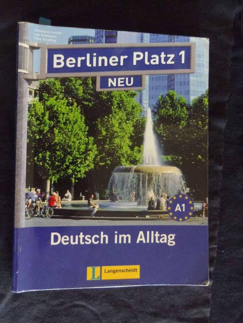 Berliner Platz 1 (Libro de Aleman) 0