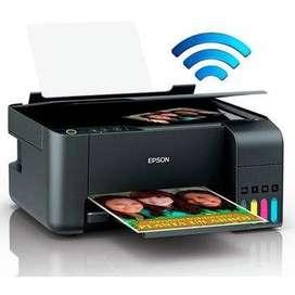 Impresora Multifuncional Wifi Epson L3150 2 Años De Garantia