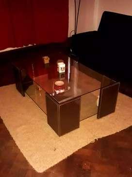 Vendo mesa ratona de diseño
