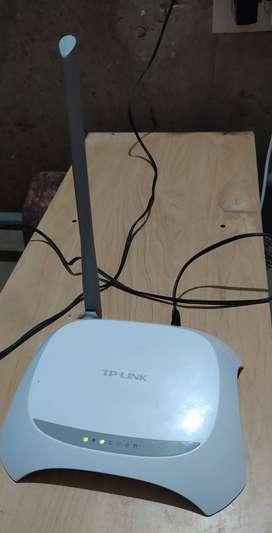 Router tp link wr720n sirve también como repetidor
