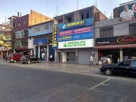 Local Comercial, 180m2 AC, En el corazón de Los Olivos, Av. Carlos Izaguirre, Bancos, Franquicias, Entidades, Retail,.,