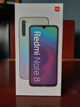 Vendo Xiaomi note8 128 GB