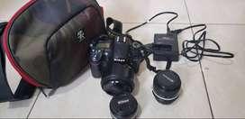 Nikon D7000 + Lentes