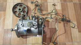 Bomba Inyectora Fiat Duna 1.7 Uno Palio Diesel Impecable