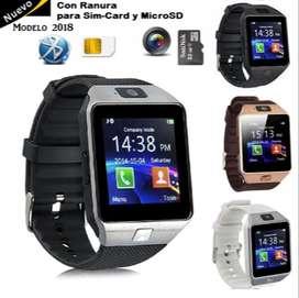 Reloj Inteligente Smartwatch A1 Ranura Sim Card Y Micro Sd