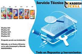 Display Samsung A01,a11, A21s, A31, A51, A71