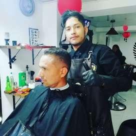 Me ofrezco como barbero