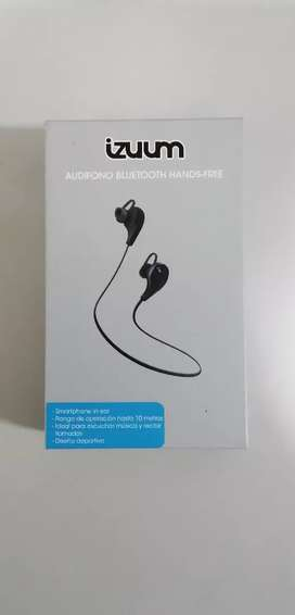 Audífonos Bluetooth Izuum