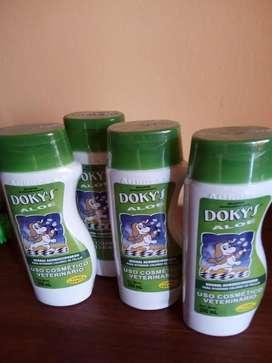 Shampoo en frasco para mascotas NUEVOS