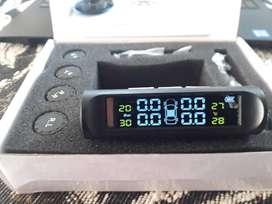 Sensor de Neumático, marca presión y temperatura