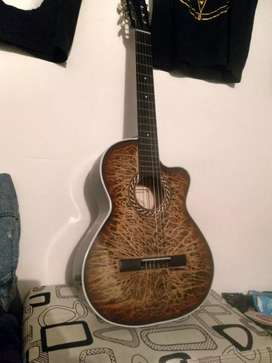Guitarras y ukuleles de muy buena calidad Milenium