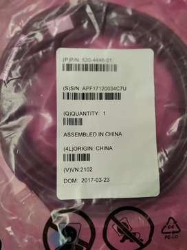 Sol/Oracle, 5M QSFP a QSFP Pasivo Cable