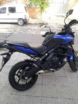 Vendo Kawasaki Versys 650, año 2013