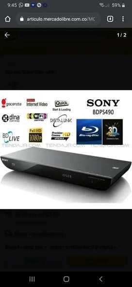 Blu-Ray 3D SONY