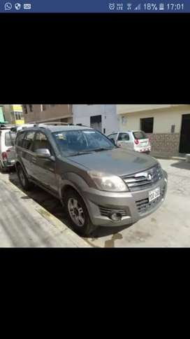 VENDO CARRO GREATWALL USO PERSONAL