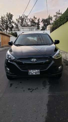 Hyundai tucson 2014, particular, impecable 41,000 km reales
