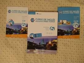 Curso de inglés para todos Cambridge, libro + CD y DVD N 6
