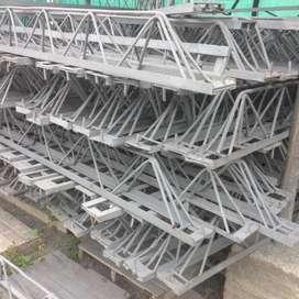 Construccion y sus equipos cerchas gatos formaletas andamios sardinel mezcladoras concreto vibradores