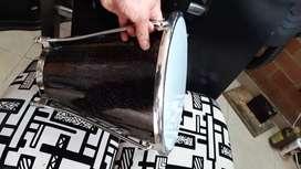 Caja vallenata profesional fibra de vidrio confor