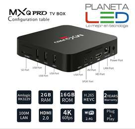 Tv Box Tx2 2gb De Ram Y 16gb Almacenamiento Potente