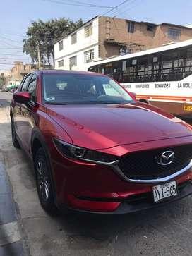 Mazda cx5 core AWD seminuevo