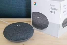 Google home mini nuevos sellados