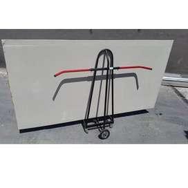 Carro Zorra para Transporte de Placas Durlock Knauf Melamina
