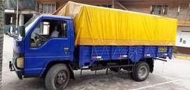 Camión Dong Feng 2013 vendo o doy en parte de pago por camioneta pickup