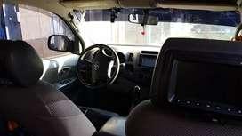 Toyota Hilux SRV 3.0 turbodiesel mod. 2009