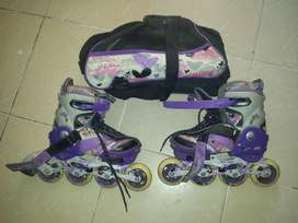 patines canariam bolt
