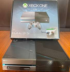 Xbox One Halo 5 edicion limitada