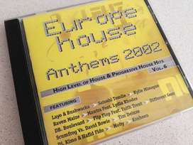 Europe House - Anthems 2002 - High Level Of House Volumen 6