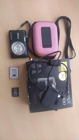Cámara Nikon Coolpix A100