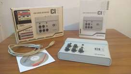 Interface Steinberg  CL 1