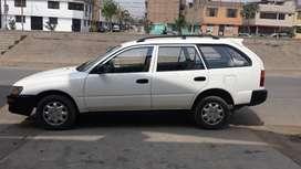 Toyota Corolla station Wagon  4x4 .
