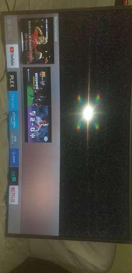 Vendo televisor LG de 49 curvo smartv