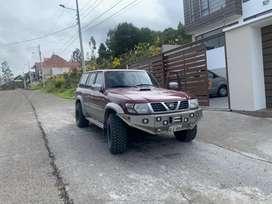 Nissan patrol diesel recien reparado