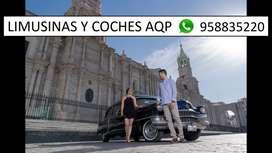 Alquiler de Limusinas y Carcochas Arequipa Cadillac